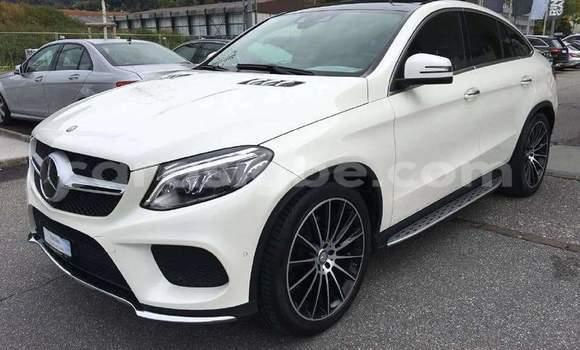 Acheter Occasions Voiture Mercedes‒Benz GL–Class Blanc à Lomé, Maritime