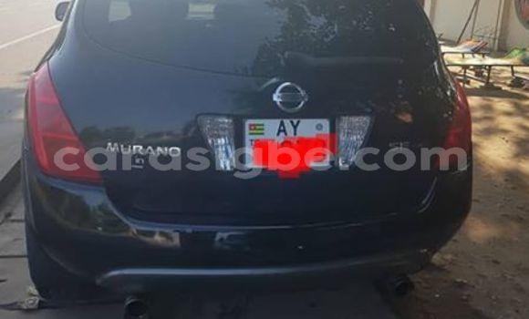 Acheter Occasion Voiture Nissan Murano Autre à Lomé, Maritime