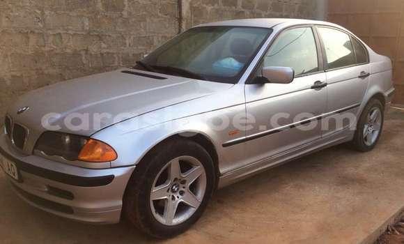Acheter Occasion Voiture BMW E46 Gris à Lomé, Maritime