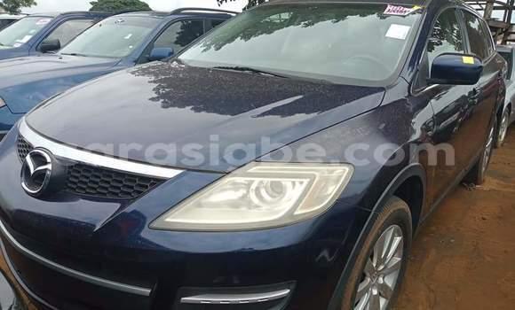 Acheter Occasion Voiture Mazda CX–7 Bleu à Lomé, Maritime