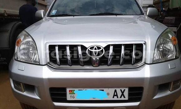 Acheter Occasions Voiture Toyota Land Cruiser Gris à Lomé au Maritime