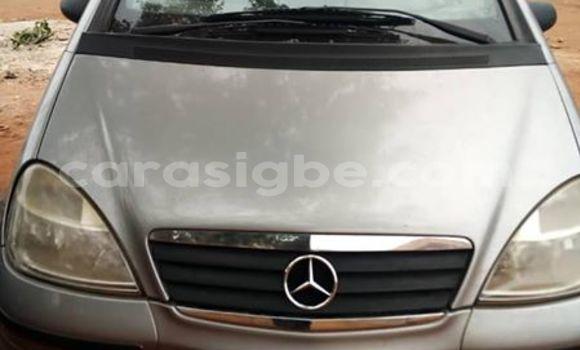 Acheter Occasion Voiture Mercedes‒Benz A–Class Gris à Lomé, Maritime