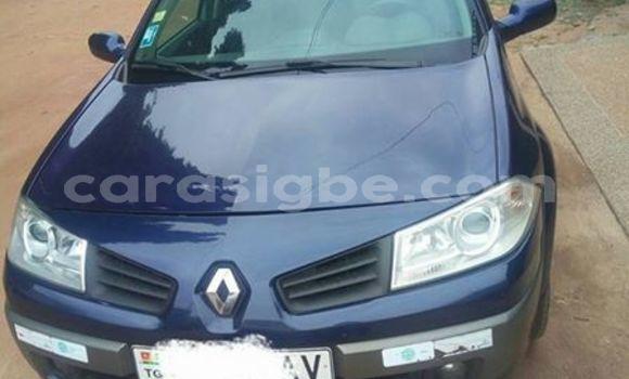 Acheter Occasion Voiture Renault Megane Autre à Lomé, Maritime