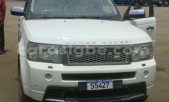 Acheter Occasion Voiture Land Rover Range Rover Blanc à Lomé, Maritime