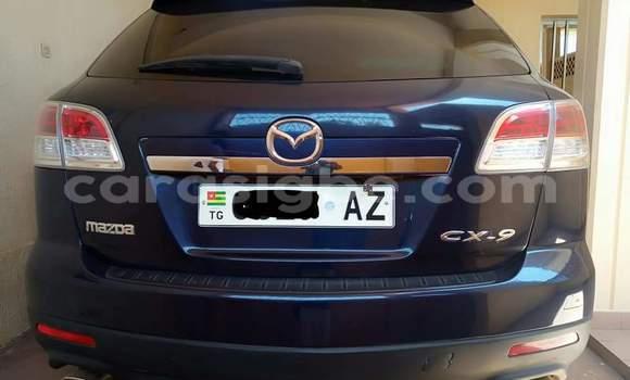 Acheter Occasion Voiture Mazda CX–7 Bleu à Lomé, Togo