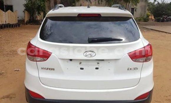 Acheter Occasion Voiture Hyundai Tucson Blanc à Lomé, Maritime