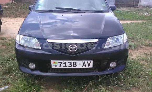 Acheter Occasion Voiture Mazda Premacy Noir à Atakpame, Plateaux