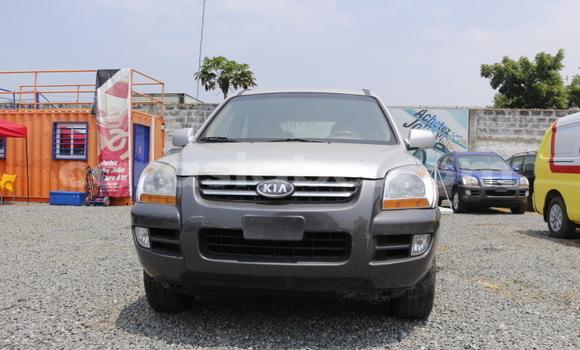 Acheter Occasion Voiture Kia Sportage Gris à Lomé, Togo