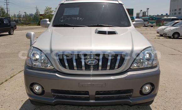 Acheter Occasion Voiture Hyundai Santa Fe Gris à Lomé, Maritime