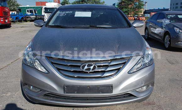 Acheter Occasion Voiture Hyundai Sonata Gris à Lomé, Maritime