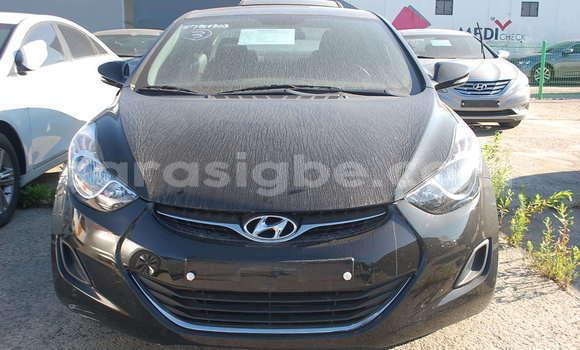 Acheter Occasion Voiture Hyundai Elantra Noir à Lomé, Maritime