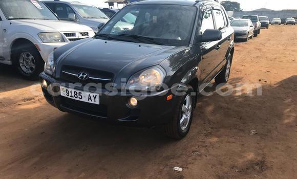 Acheter Occasion Voiture Hyundai Tucson Noir à Lomé, Maritime
