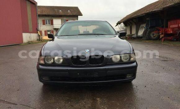 Acheter Occasion Voiture BMW 5–Series Noir à Lomé, Maritime