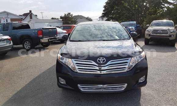 Acheter Occasion Voiture Toyota Venza Noir à Lomé, Maritime