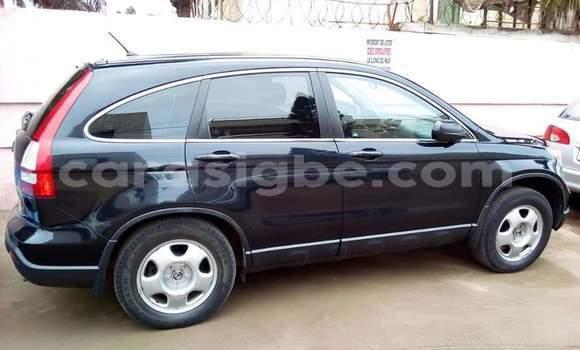 Acheter Importé Voiture Honda CR–V Noir à Lomé, Maritime