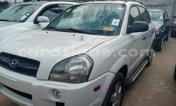 Acheter Importé Voiture Hyundai Tucson Blanc à Lomé, Maritime