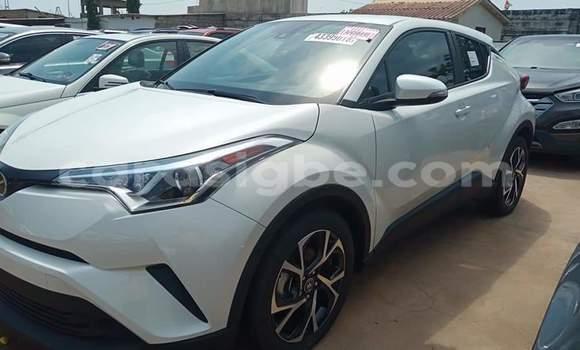 Acheter Importé Voiture Toyota Vitz Blanc à Lomé, Maritime