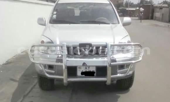 Acheter Importé Voiture Toyota Land Cruiser Gris à Lomé, Maritime