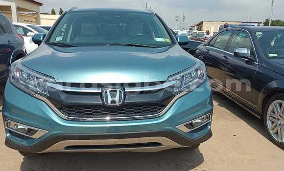 Acheter Occasion Voiture Honda CR-V Vert à Lomé, Maritime