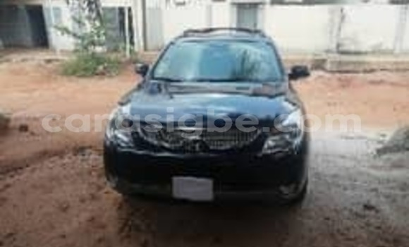 Acheter Occasion Voiture Hyundai Veracruz Bleu à Lomé, Maritime