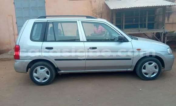 Acheter Occasion Voiture Mazda Demio Gris à Lomé, Maritime