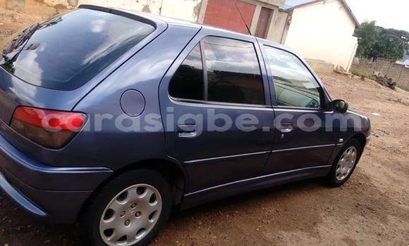 Acheter Occasion Voiture Peugeot 306 Autre à Lomé, Maritime