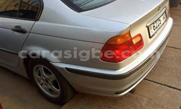 Acheter Occasion Voiture BMW 3–Series Gris à Lomé, Maritime