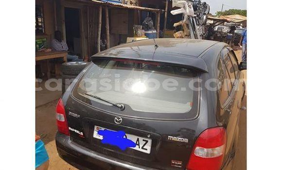 Acheter Occasion Voiture Mazda 323 Noir à Lomé, Maritime