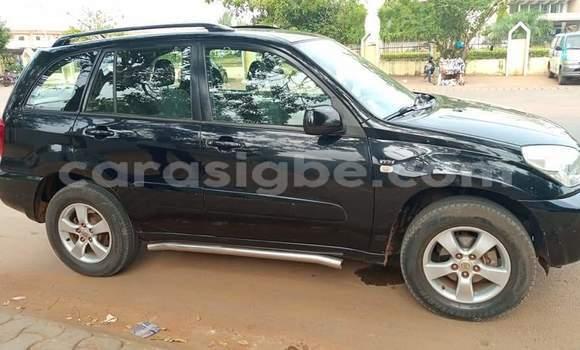 Acheter Occasion Voiture Toyota RAV4 Noir à Lomé, Maritime