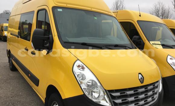 Acheter Occasion Utilitaire Renault Master Blanc à Kpessi, Plateaux