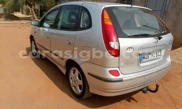 Acheter Occasion Voiture Nissan Almera Tino Gris à Lomé, Maritime