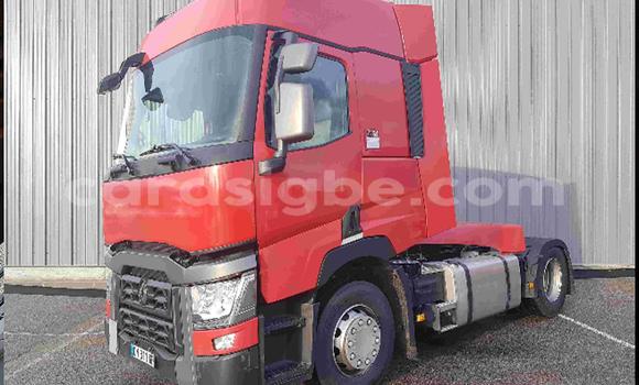 Acheter Occasion Utilitaire Renault TRM 10000 Rouge à Kpagoud, Togo