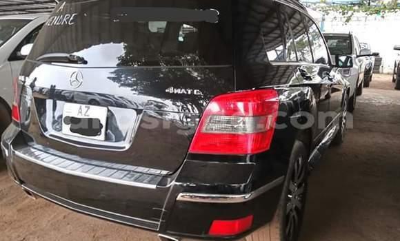 Acheter Occasion Voiture Mercedes‒Benz GLK–Class Noir à Lomé, Maritime