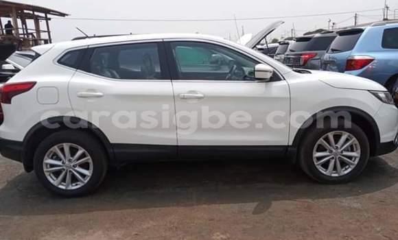 Acheter Occasion Voiture Nissan Qashqai Blanc à Lomé, Maritime