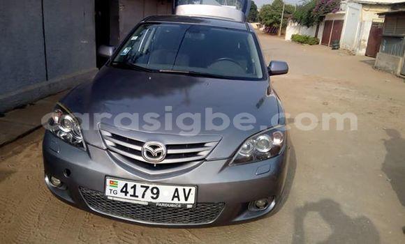 Acheter Occasion Voiture Mazda Mazda 3 Autre à Lomé, Maritime