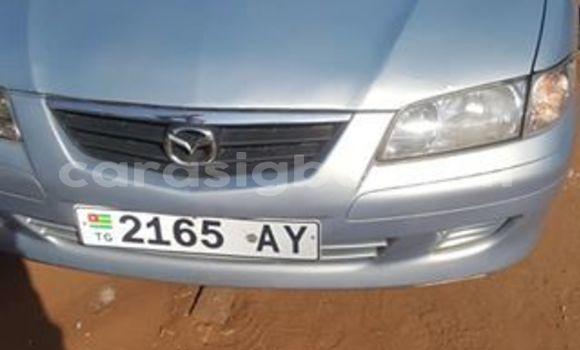 Acheter Occasion Voiture Mazda Mazda 626 Gris à Lomé, Maritime