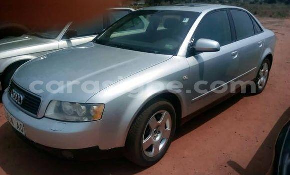 Acheter Occasion Voiture Audi A4 Gris à Lomé, Maritime