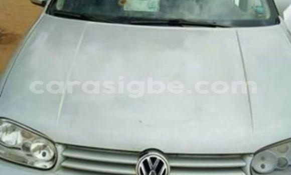 Acheter Occasion Voiture Volkswagen Golf Gris à Lomé, Maritime