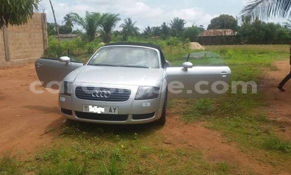 Acheter Occasion Voiture Audi TT Gris à Lomé, Maritime