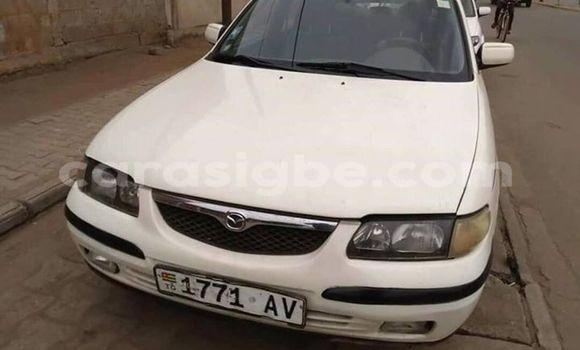 Acheter Occasion Voiture Mazda Mazda 626 Blanc à Lomé, Maritime