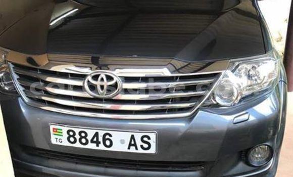Acheter Occasion Voiture Toyota Fortuner Autre à Lomé, Maritime