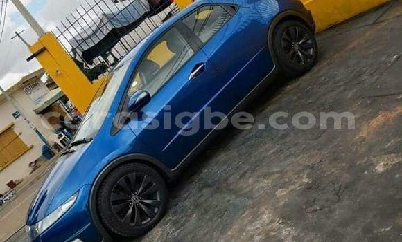 Acheter Occasion Voiture Honda Civic Bleu à Lomé, Maritime