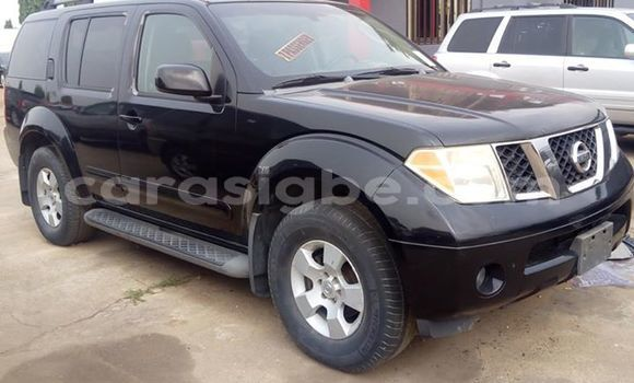 Acheter Occasion Voiture Nissan Pathfinder Noir à Lomé, Maritime