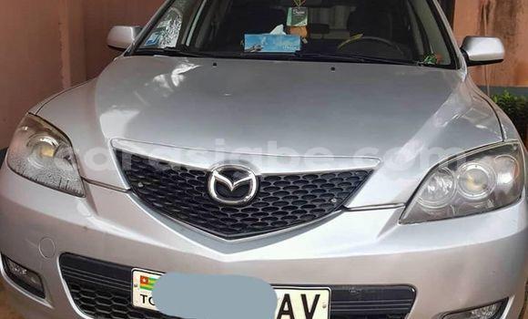 Acheter Occasion Voiture Mazda Mazda 3 Gris à Lomé, Maritime