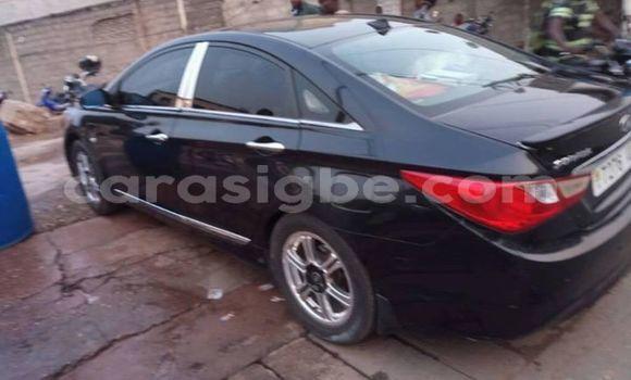 Acheter Occasion Voiture Hyundai Sonata Noir à Lomé, Maritime