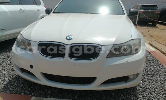 Acheter Occasion Voiture BMW 5–Series Blanc à Lomé, Maritime