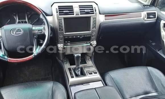 Acheter Occasion Voiture Lexus GX 460 Gris à Lomé, Maritime