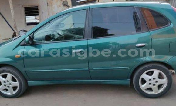 Acheter Occasion Voiture Nissan Almera Vert à Lomé, Maritime