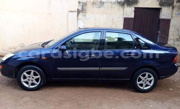Acheter Occasion Voiture Ford Focus Bleu à Lomé, Maritime