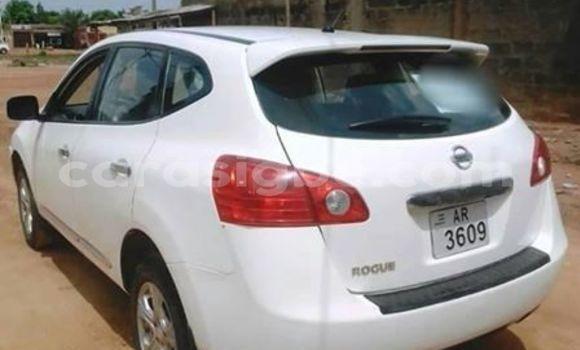 Acheter Occasion Voiture Nissan Rogue Blanc à Lomé, Maritime
